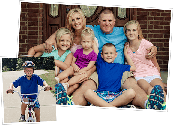 The Meyer family, Handlebar Helmet inventors